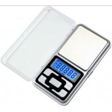 Vrecková digitálna váha 0,1 g-200g