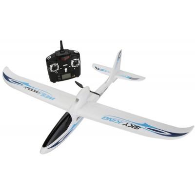 RC Lietadlo AIRPLANE SKY KING F959 modrý + kamera