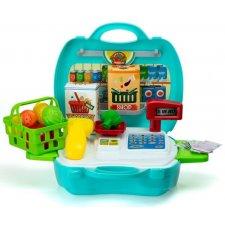 Obchod so zeleninou pre deti
