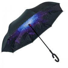 Obrátený dáždnik: Galaxia...