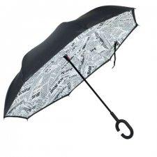 Obrátený dáždnik: Noviny