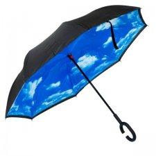 Obrátený dáždnik: Obloha