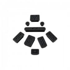 Ochranné silikónové plugy