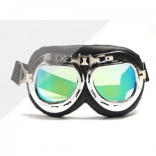 Ochranné slnečné okuliare na motocykel lesklé