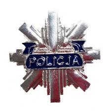 Policajný odznak