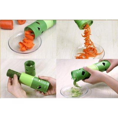 Orezávač na dekoráciu zeleniny – dvojitý