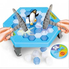 Penguin ice game – Tučniaci na ľade