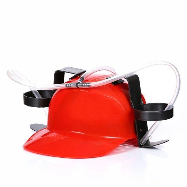 400e7e5623fe0 Pivná helma - červená   SkvelyDarcek.sk