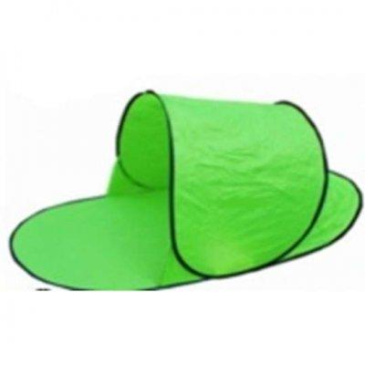 Plážový stan POP-UP 142x72x60 CM - zelený