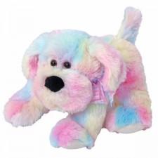 Plyšová hračka farebný psík 75cm