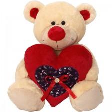Plyšová hračka medveď Pierrot 60cm