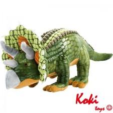 Plyšová hračka Triceratops 76cm