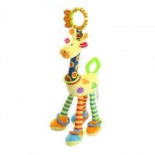 Plyšová žirafa na zavesenie 45 cm