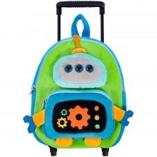 Plyšový batoh robot