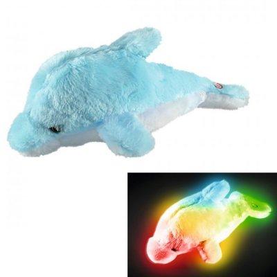 Plyšový delfín - nočné svetlo