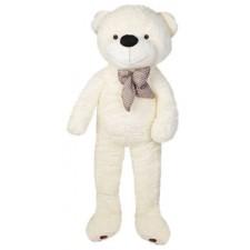 Plyšový medveď Doris 130 cm - biely