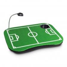 Podložka pod notebook - futbalové ihrisko