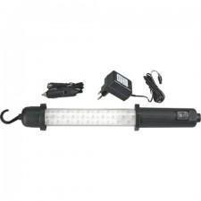 Pracovná lampa 27 LED batéria 230V / 12V