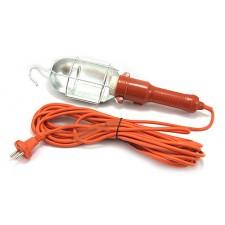 Prenosná pracovná lampa - žltá