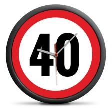 Narodeninové hodiny 40