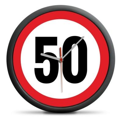 Narodeninové hodiny 50
