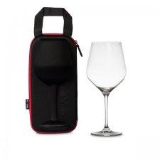 Puzdro s maxi pohárom na víno