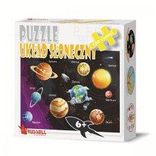 Puzzle: Slnečná sústava - 100ks