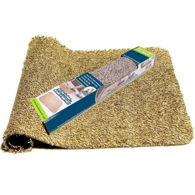 Clean Step Mat - Magická absorpčná podložka hnedá