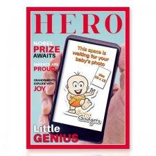 Rámček na fotografie: Hero