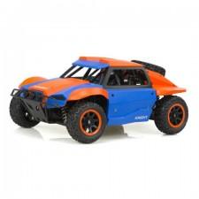 RC autíčko Racing Rally 2.4GHZ 4WD modro-oranžové