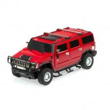 RC auto Hummer H2 1:24 - červené