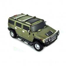 RC auto Hummer H2 1:24 - zelené