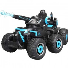 RC auto s vodným delom