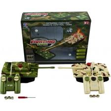 RC bojové tanky