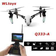 RC dron WLTOYS Q333A 2,4GHZ KAMERA 720P FPV RTF