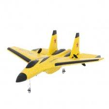 RC Lietadlo SU-35 – žlté