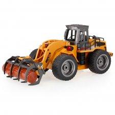 RC nakladač H-Toys 1590 6CH 2.4G 1:18