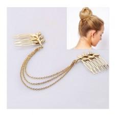 Retiazka do vlasov Gold