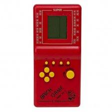 Retro herná konzola 9999in1 – červená