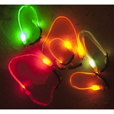 RGB LED obojok 68cm