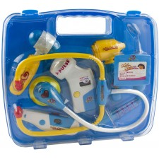 Sada pre malých lekárov-modrá