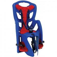 Sedačka na bicykel pre deti BELLELLI PEPE standard - modrá