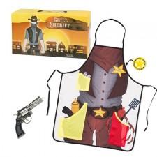 Set GRILL SHERIFF