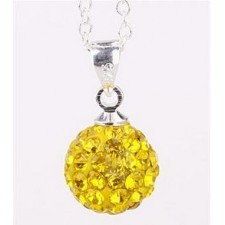 Shamballa náhrdelník SUN