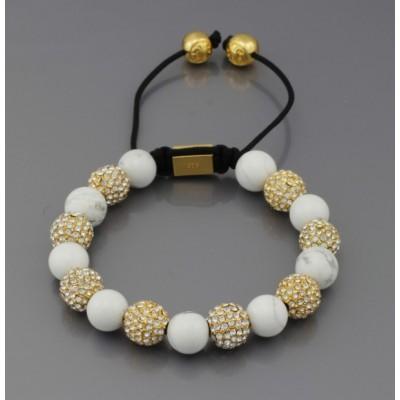 Shamballa gold-mramor