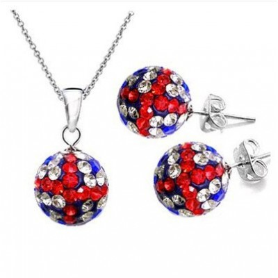 Shamballa Great Britain set