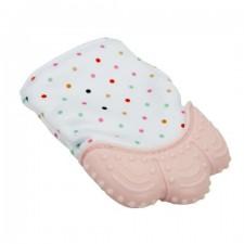 Silikónová rukavica – hryzadlo pre deti