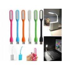 Silikónové USB flexibilné svetlo do notebooku 6 LED