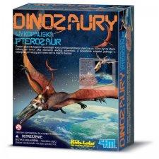 Skladacia kostra: Pterosaurus