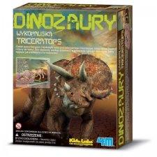 Skladacia kostra: Triceratops